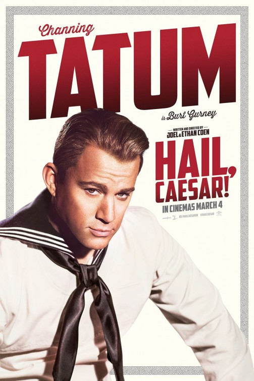 Channing Tatum Dances And Sings In Latest Clip For Hail, Caesar!