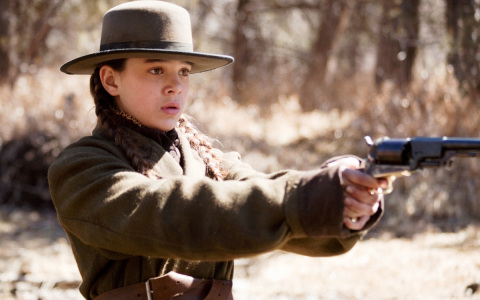 hailee steinfeld in true grit movie 1680x1050 10 Child Actors To Keep An Eye On