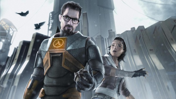 Half-Life Scribe Marc Laidlaw Leaves Valve After Almost Two Decades