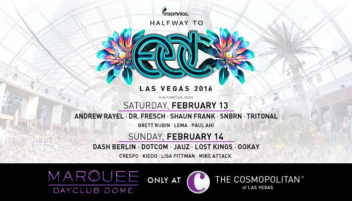 CONTEST: Win 2 Tickets To Halfway To EDC