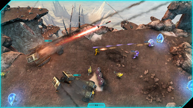 Halo: Spartan Assault Coming To Xbox One And Xbox 360