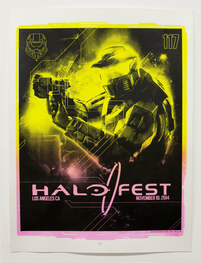 CONTEST: Win Halo: The Master Chief Collection, Plus Limited Edition Poster