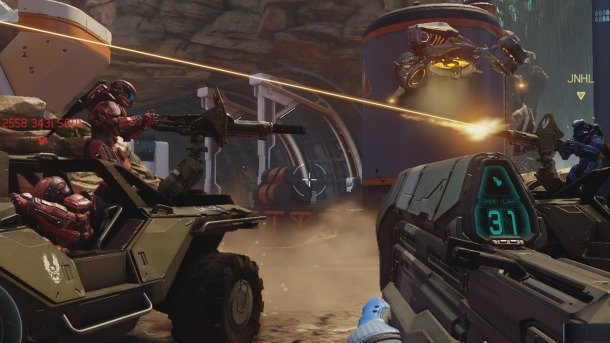 343: Dropping Split-Screen In Halo 5: Guardians Was A Difficult But Necessary Choice