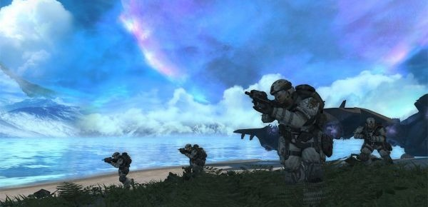 Halo: Combat Evolved Anniversary To Support 3D