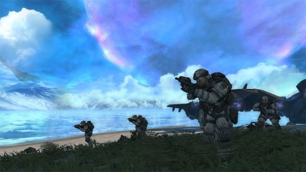 Four Minutes Of Halo: Combat Evolved Anniversary Footage