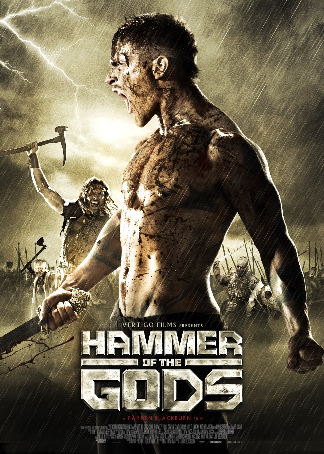 Hammer Of The Gods Review