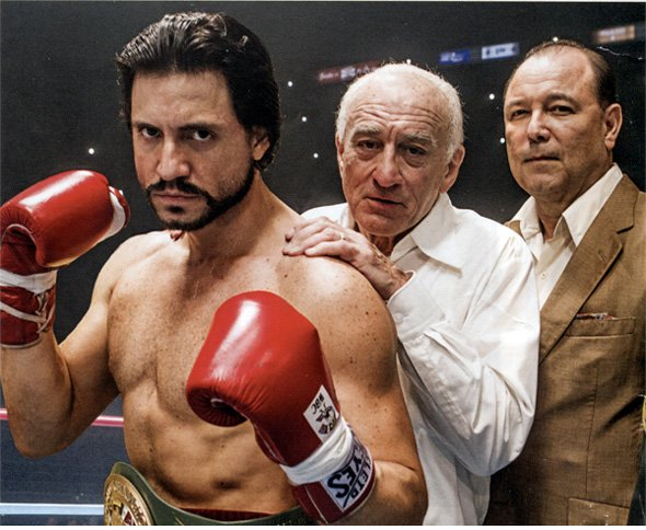 Robert De Niro Gets Back In The Ring In First Look At Hands Of Stone
