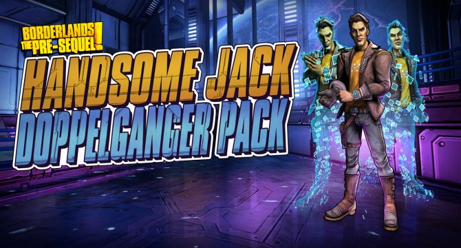Borderlands: The Pre-Sequel! Will Add Playable Handsome Jack