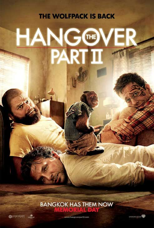 New Posters: Harry Potter And The Deathly Hallows Part II, The Hangover Part II, and The Tree of Life