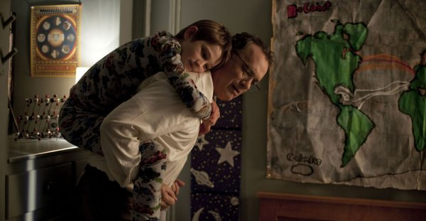 First Photo Of Tom Hanks In Extremely Loud And Incredibly Close