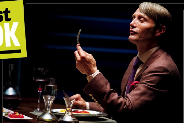 First Look At Mads Mikkelsen As Hannibal Lecter