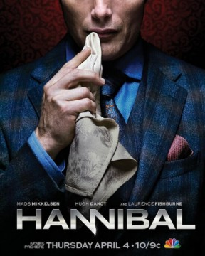 hannibal1 288x360 NBC's Hannibal Provides New Trailer And Poster