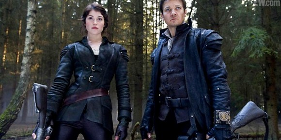 First Look At Jeremy Renner And Gemma Arterton As Hansel & Gretel