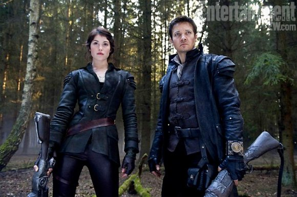 First Trailer For Hansel And Gretel: Witch Hunters