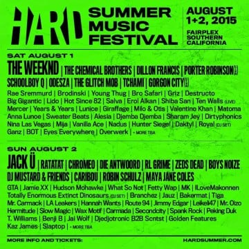 HARD Summer Announces First-Wave Lineup With Hilarious Trailer
