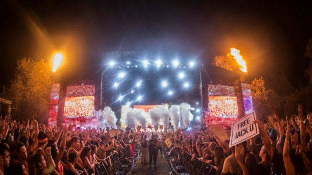 Officials Want To Ban EDM At San Manuel Amphitheater Again