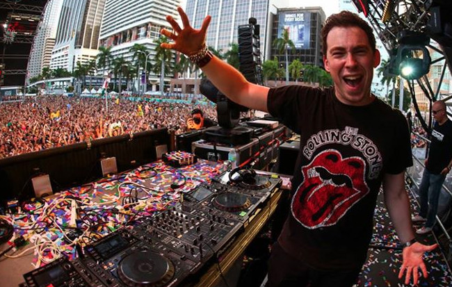 Feel Young Again With Hardwell's Upcoming Single