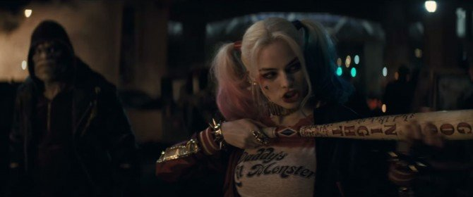 "Margot Robbie Talks About Her ""Creepy, Violent, Crazy"" Harley Quinn In Suicide Squad"