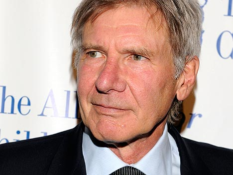 Harrison Ford Hospitalized For Ankle Injury On The Set Of Star Wars: Episode VII