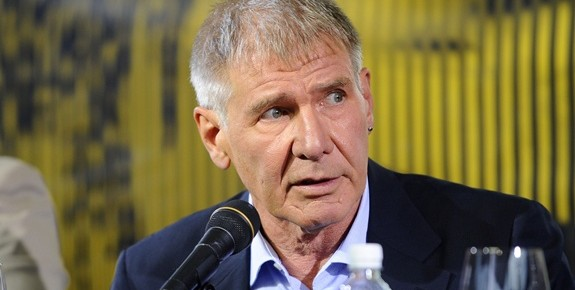 Irascible Harrison Ford Is Evasive On Star Wars: Episode VII, But Willing To Portray Indiana Jones Again
