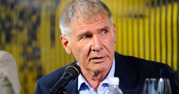 "Harrison Ford, Actor in ""Cowboys & Aliens"""