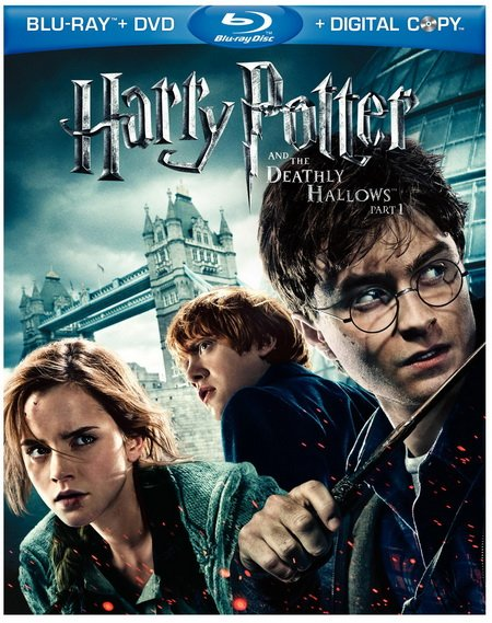 Harry Potter And The Deathly Hallows Part 1 Blu-Ray Review