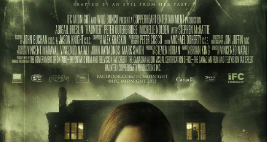Haunter Review [MHHFF 2013]