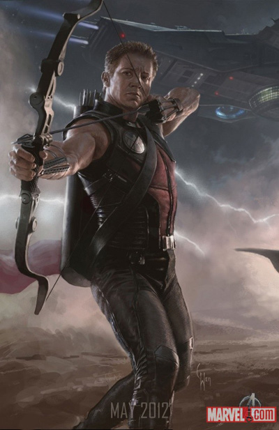 Hawkeye Avengers Concept Art 1311390882 We Got This Covered