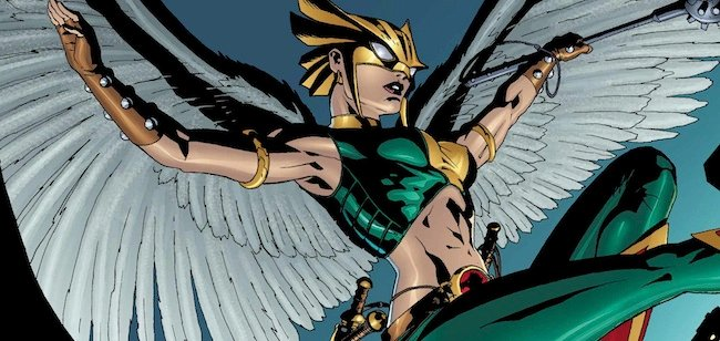 Ciara Renee Joins Arrow-The Flash Spinoff As Hawkgirl