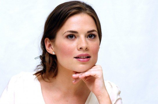 Hayley Atwell Joins Captain Nemo