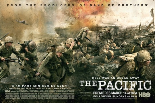 The Pacific Blu-Ray Review