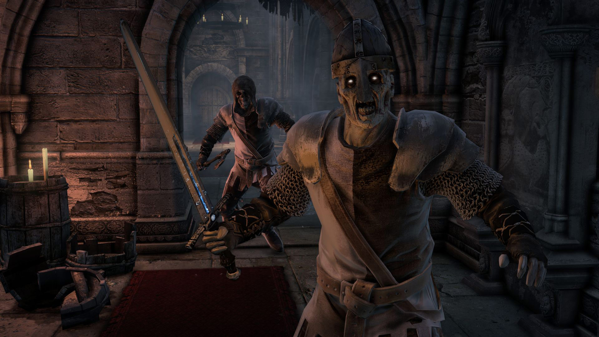 Techland's Project Hell Announced As Hellraid, Launches 2013