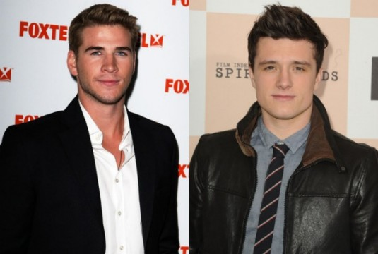 Josh Hutcherson And Liam Hemsworth Join The Hunger Games
