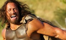 Dwayne Johnson Sports Long Hair In First Images From Hercules