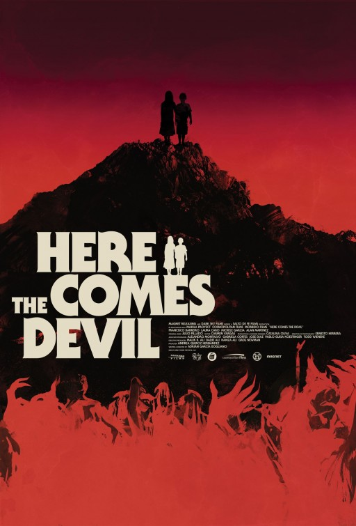 here comes the devil The Top 10 Movie Posters Of 2013