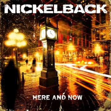 Nickelback Release Album Cover And Track List For Here And Now