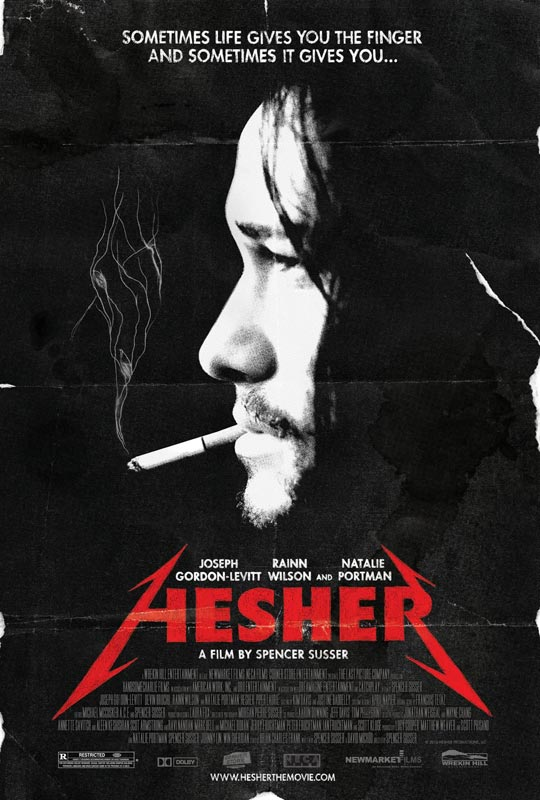 Hesher Review