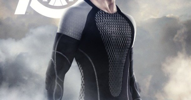 hg finnick 610x321 Check Out New Contestant Posters For The Hunger Games: Catching Fire