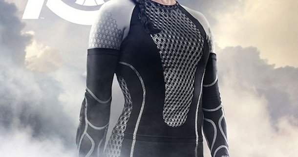 hg katniss 610x321 Check Out New Contestant Posters For The Hunger Games: Catching Fire
