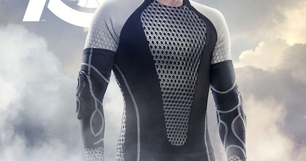 hg peeta 610x321 Check Out New Contestant Posters For The Hunger Games: Catching Fire