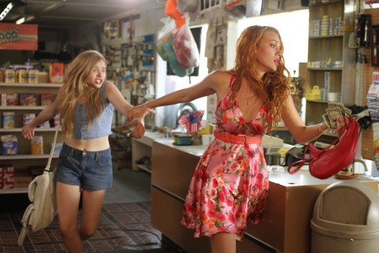 Blake Lively And Chloe Moretz Go Southern In The First Clip Of Hick