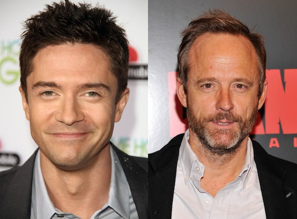 Dan Rather Biopic Truth Lands Topher Grace And John Benjamin Hickey
