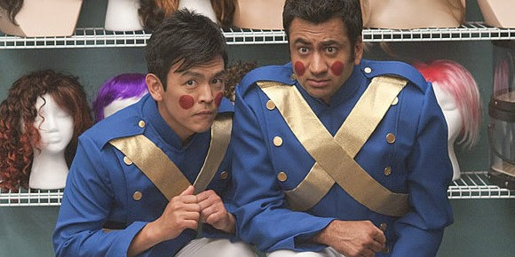 Roundtable Interview With John Cho And Kal Penn On A Very Harold & Kumar 3D Christmas