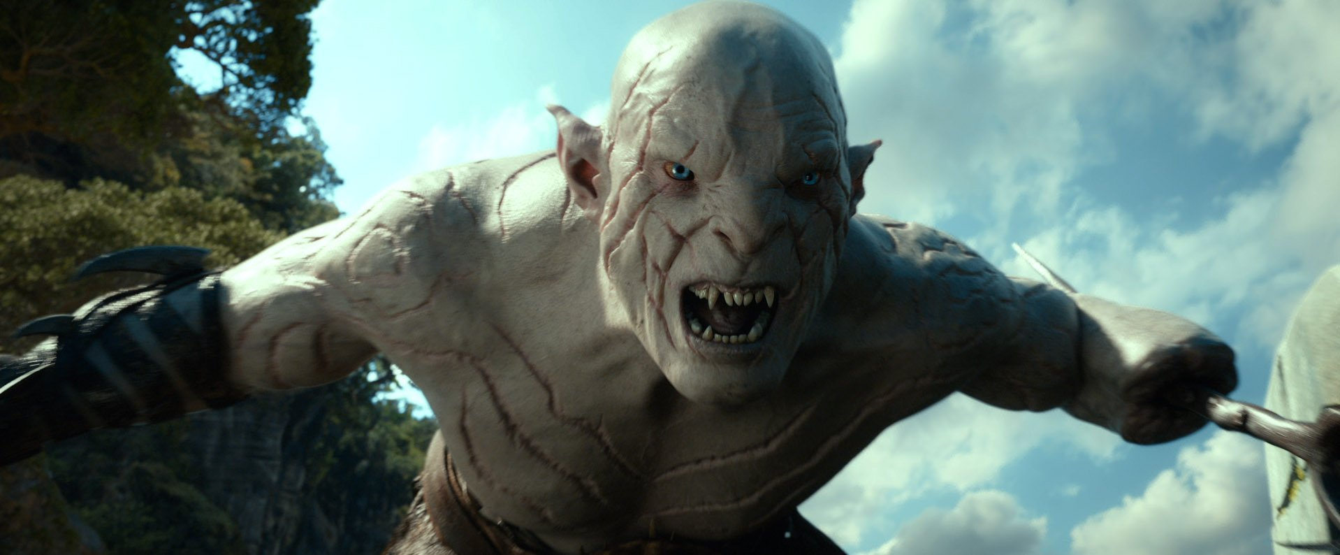 hobbit desolation smaug azog The Hobbit: The Desolation Of Smaug Gallery