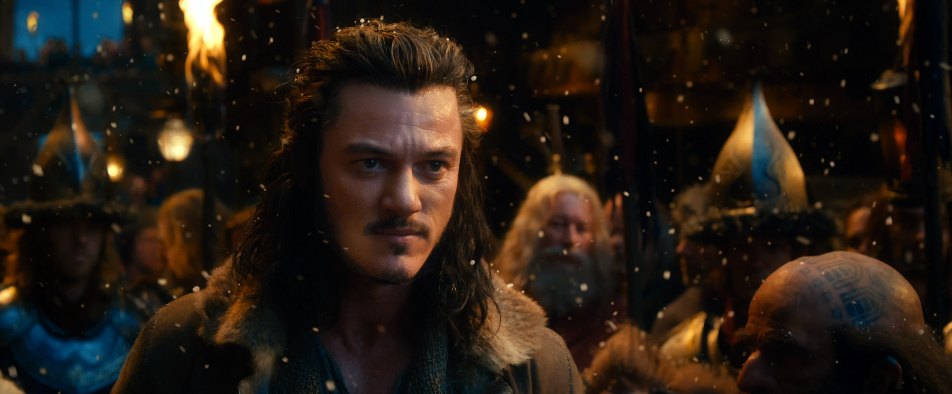 hobbit desolation smaug bard bowman The Hobbit: The Desolation Of Smaug Gallery