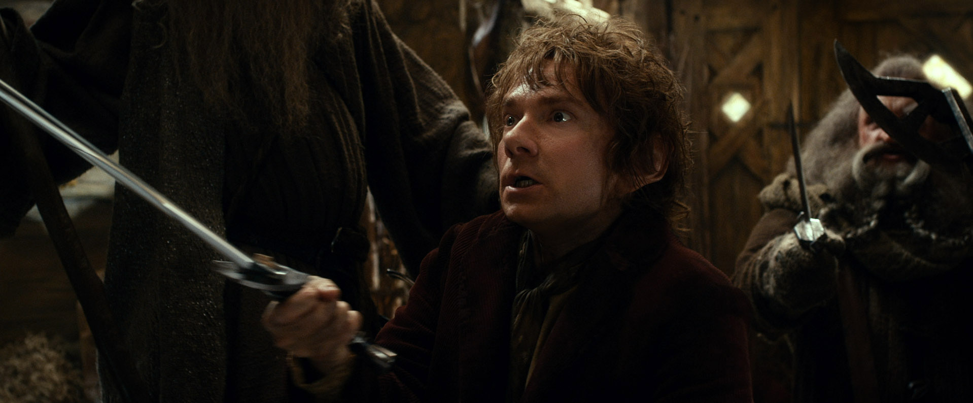 hobbit desolation smaug bilbo The Hobbit: The Desolation Of Smaug Gallery