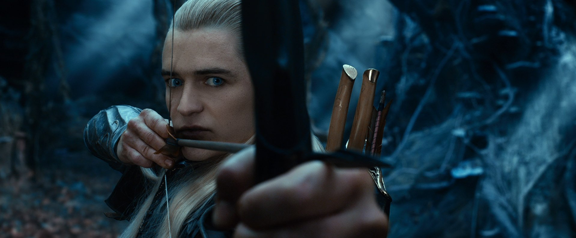 hobbit desolation smaug legolas The Hobbit: The Desolation Of Smaug Gallery