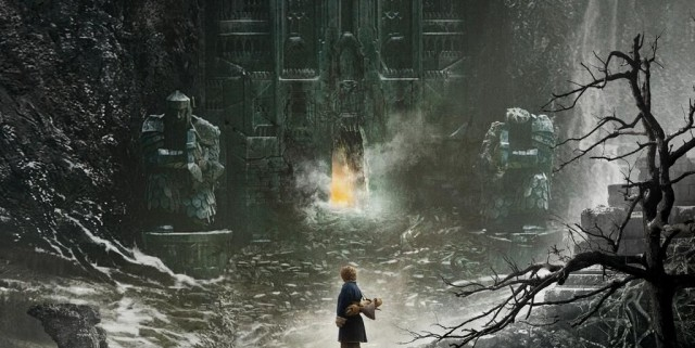 hobbit desolation smaug poster 640x321 The Hobbit: The Desolation Of Smaug Gallery