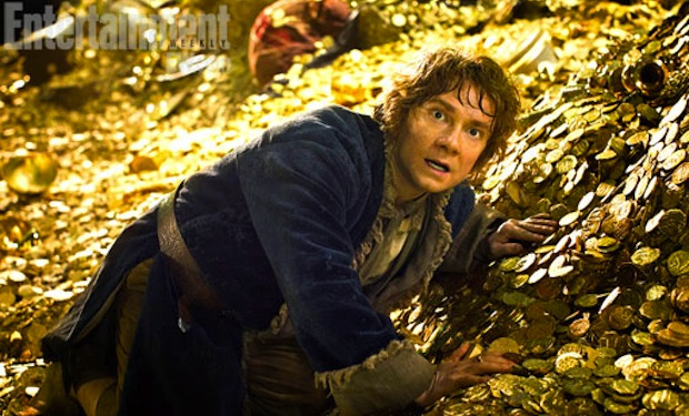 The Hobbit: The Desolation Of Smaug Trailer Will Premiere With Man Of Steel