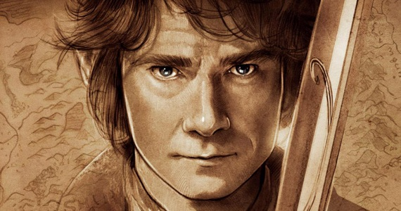 Exclusive Posters Being Given Out At Midnight IMAX Showings Of The Hobbit: An Unexpected Journey